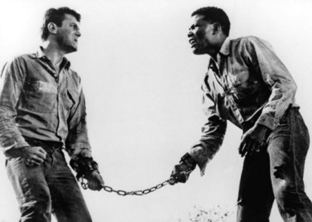 手錠のまゝの脱獄 (1958) USA <...